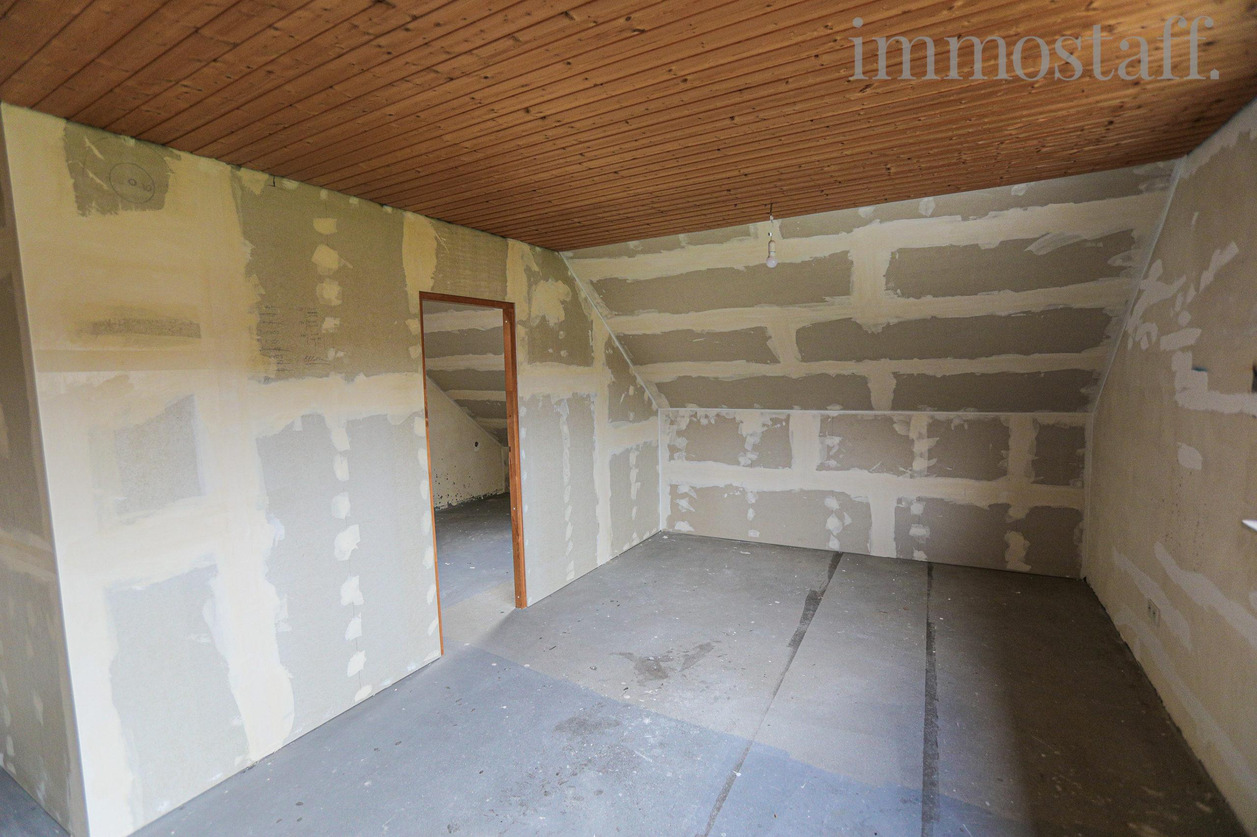 Dachgeschoss, Ansicht 2