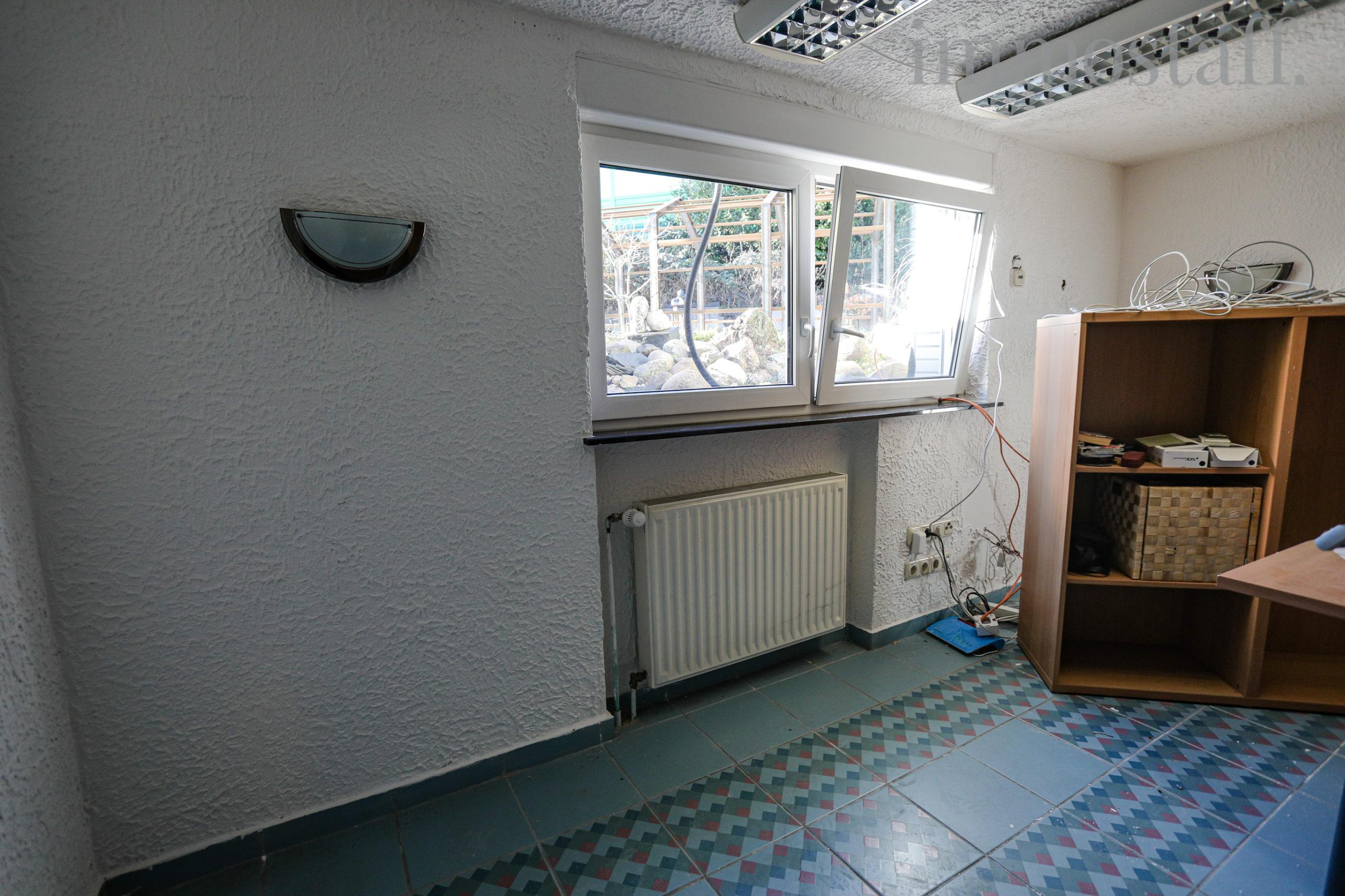 Büroraum (UG)