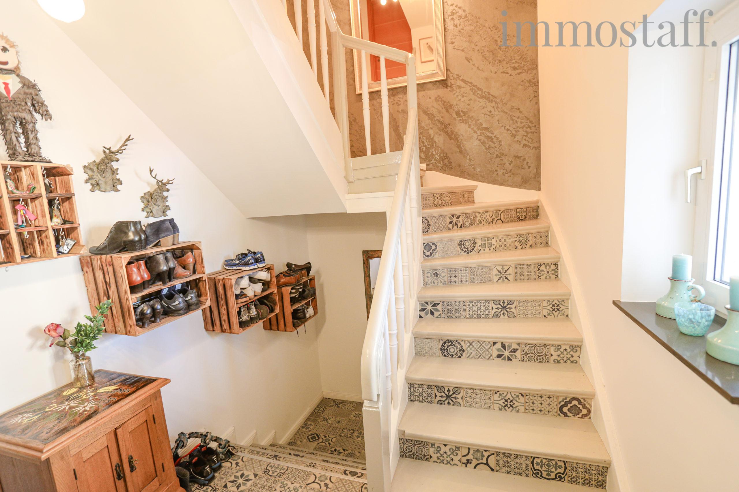 Eingangsbereich & Treppenhaus