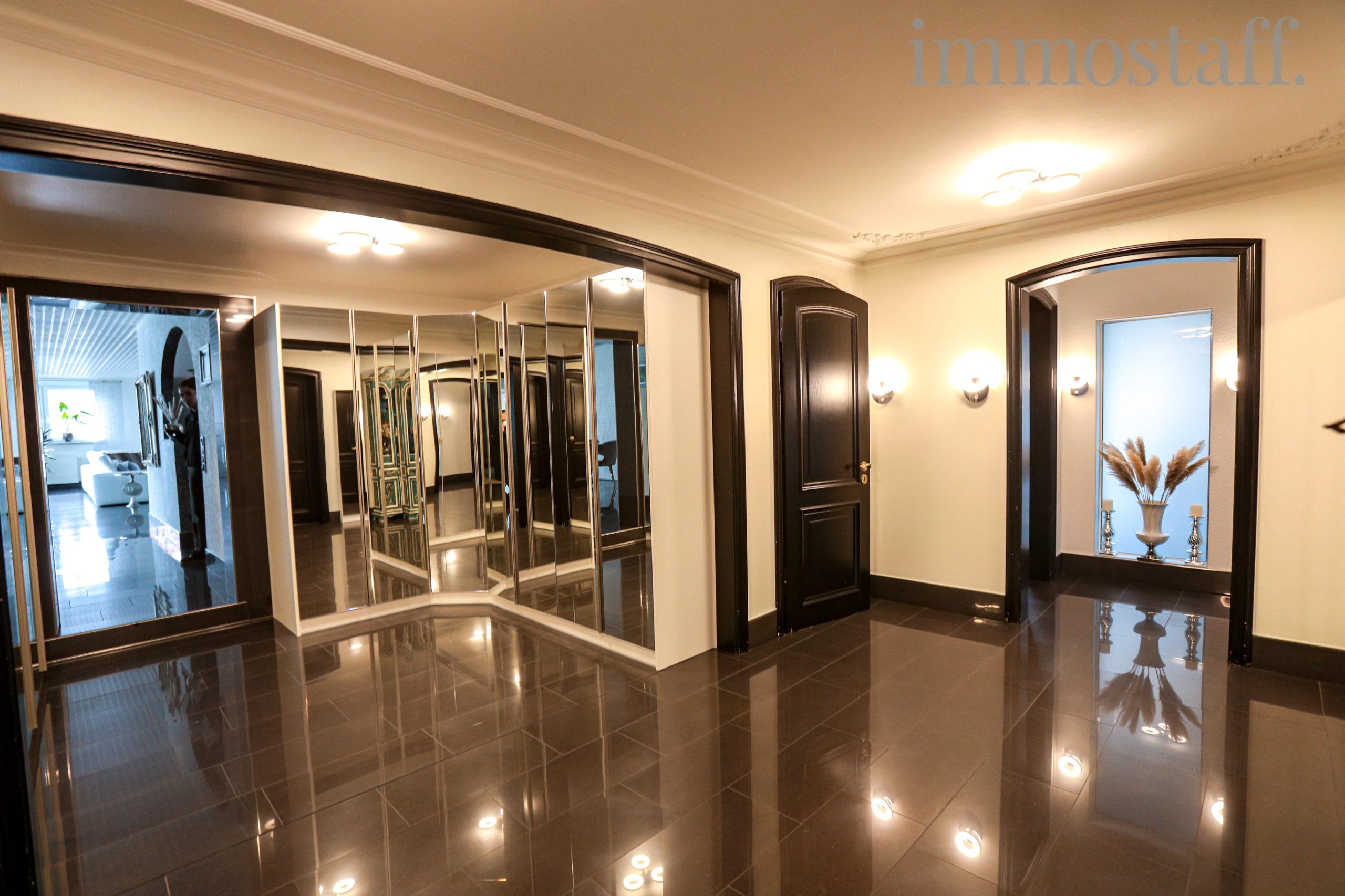 Eingangsbereich Wohnung im OG