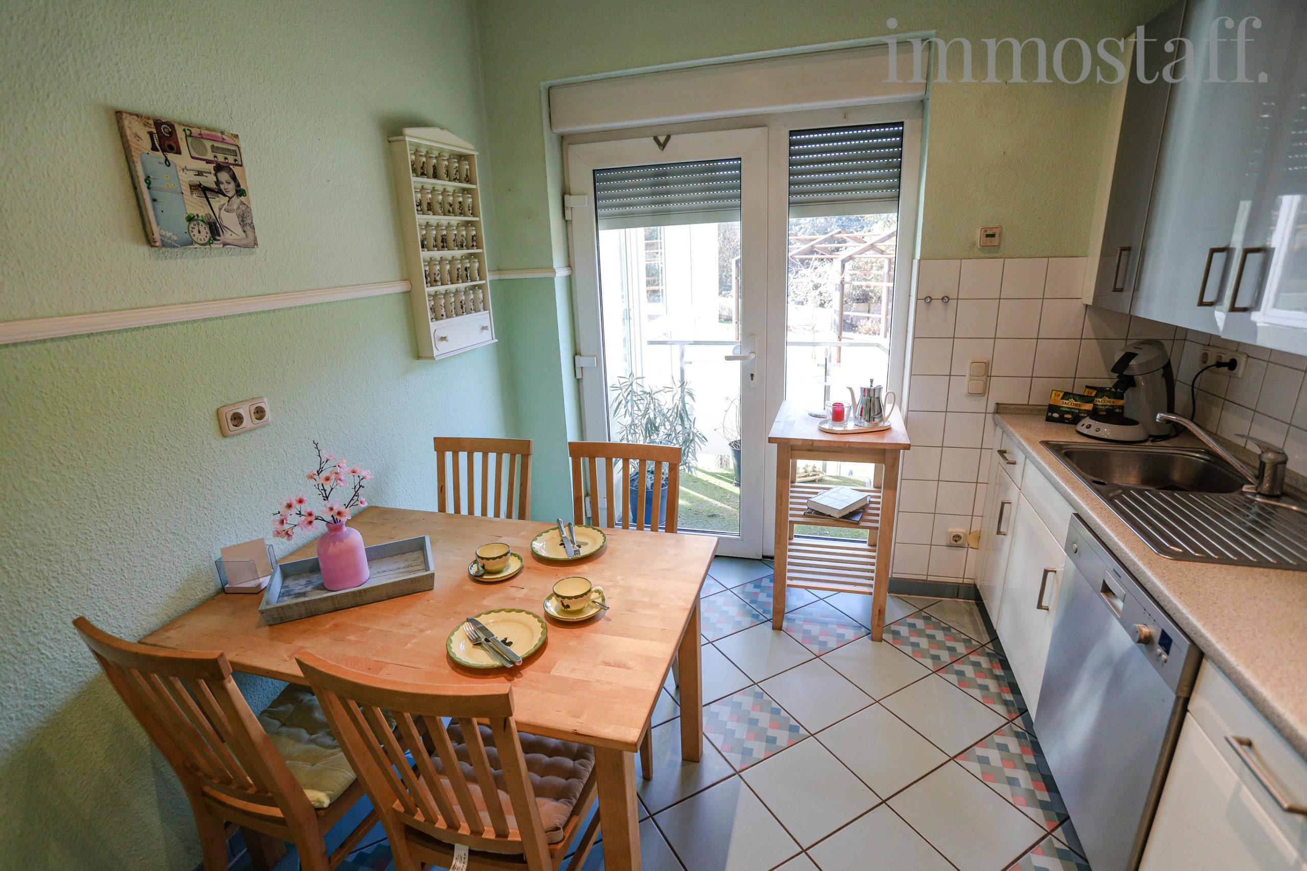 Küche, Ansicht 2 (EG)