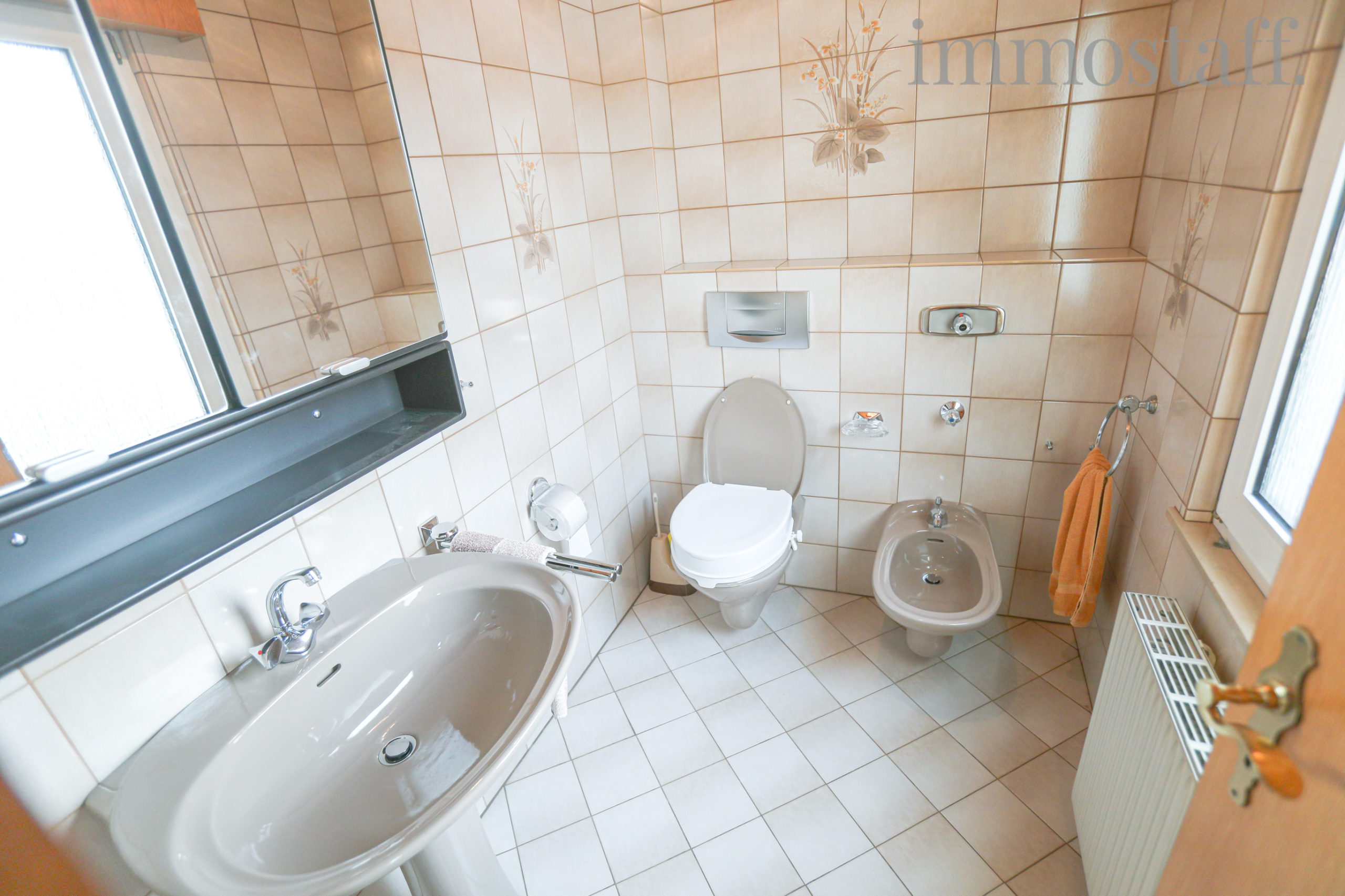 WC im 1. OG
