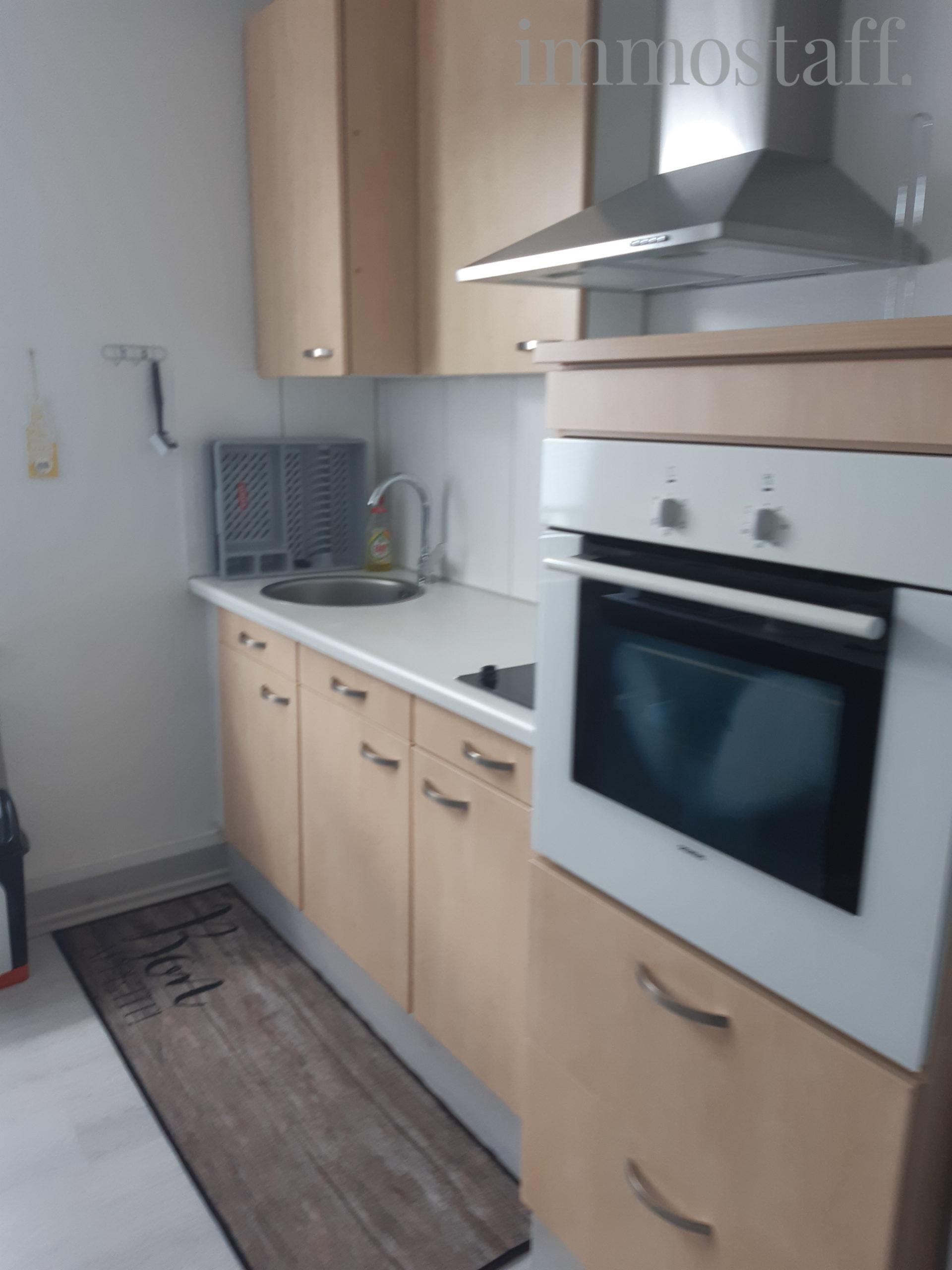 Haus 1, 3 OG mitte, Küche