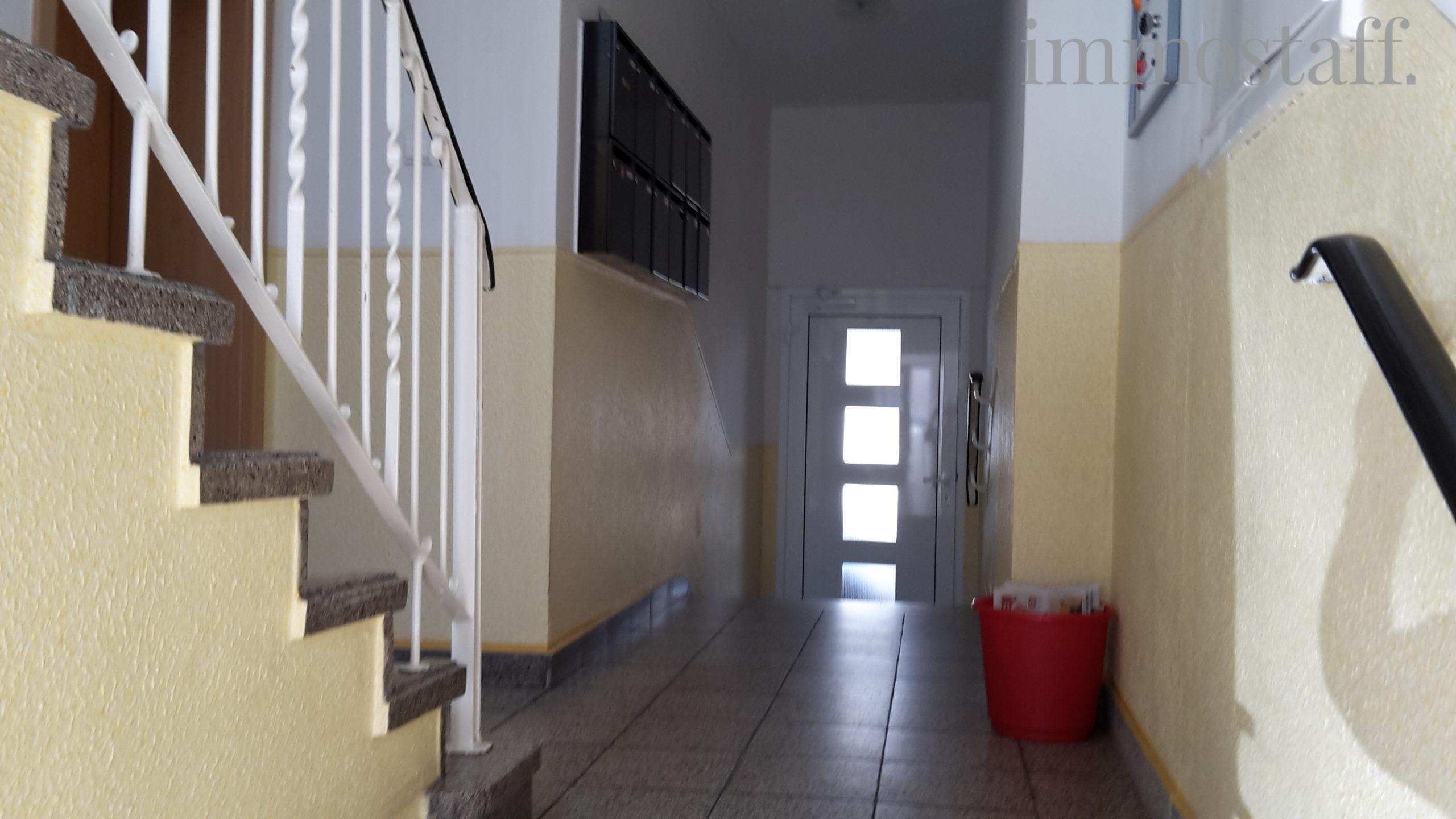 Treppenhaus Haus 1