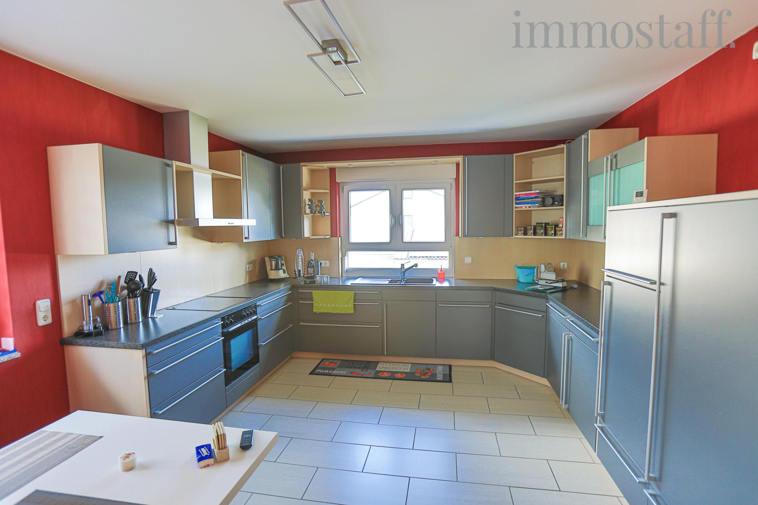 Küche im OG Ansicht 2