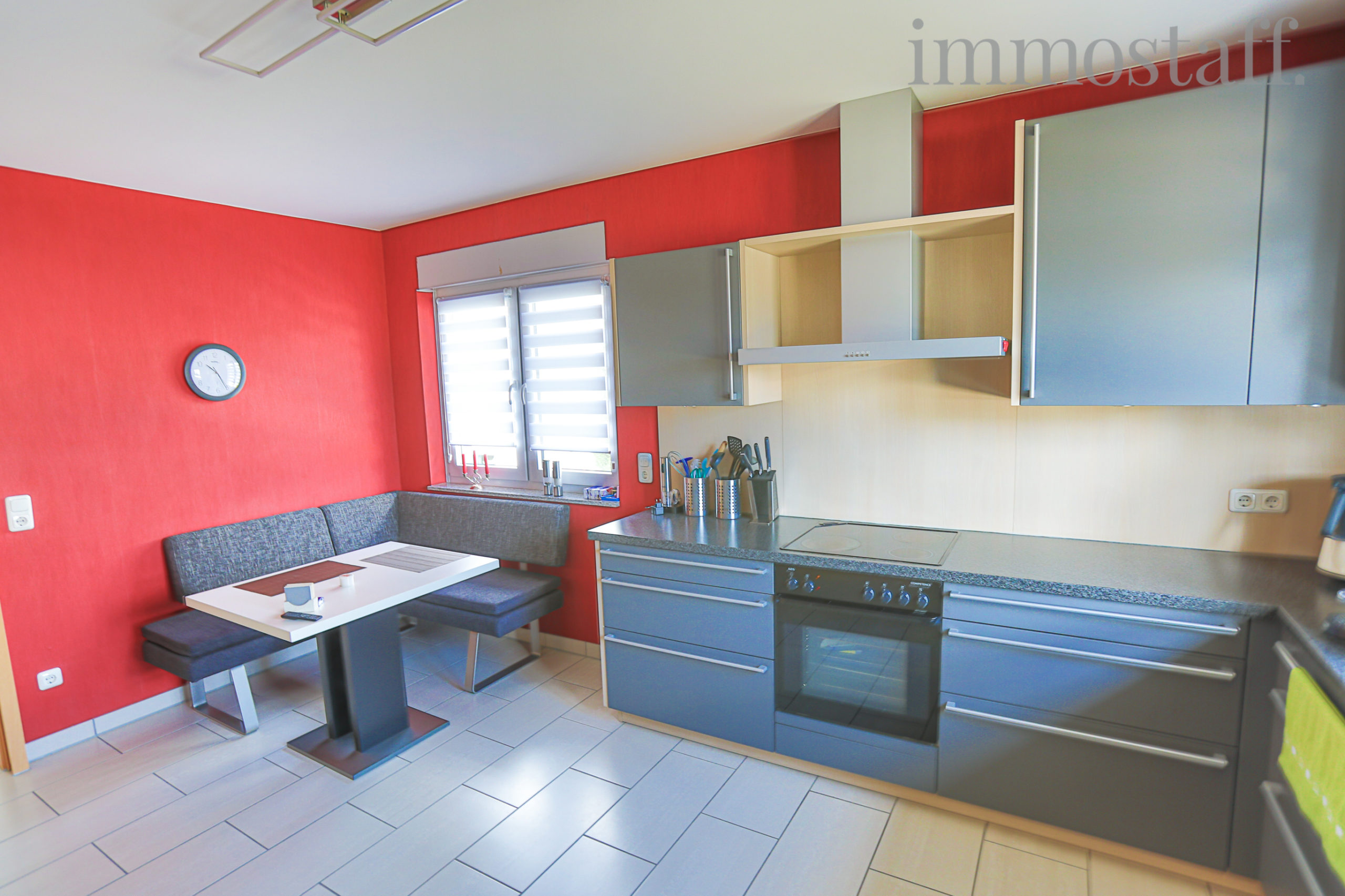 Küche im OG Ansicht 3