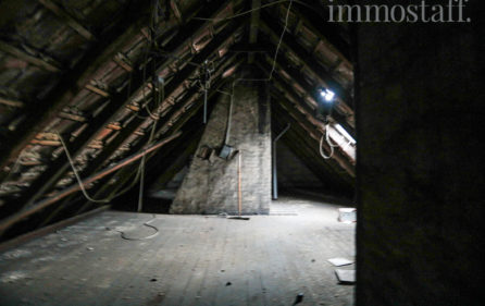 Dachboden, Ansicht 2