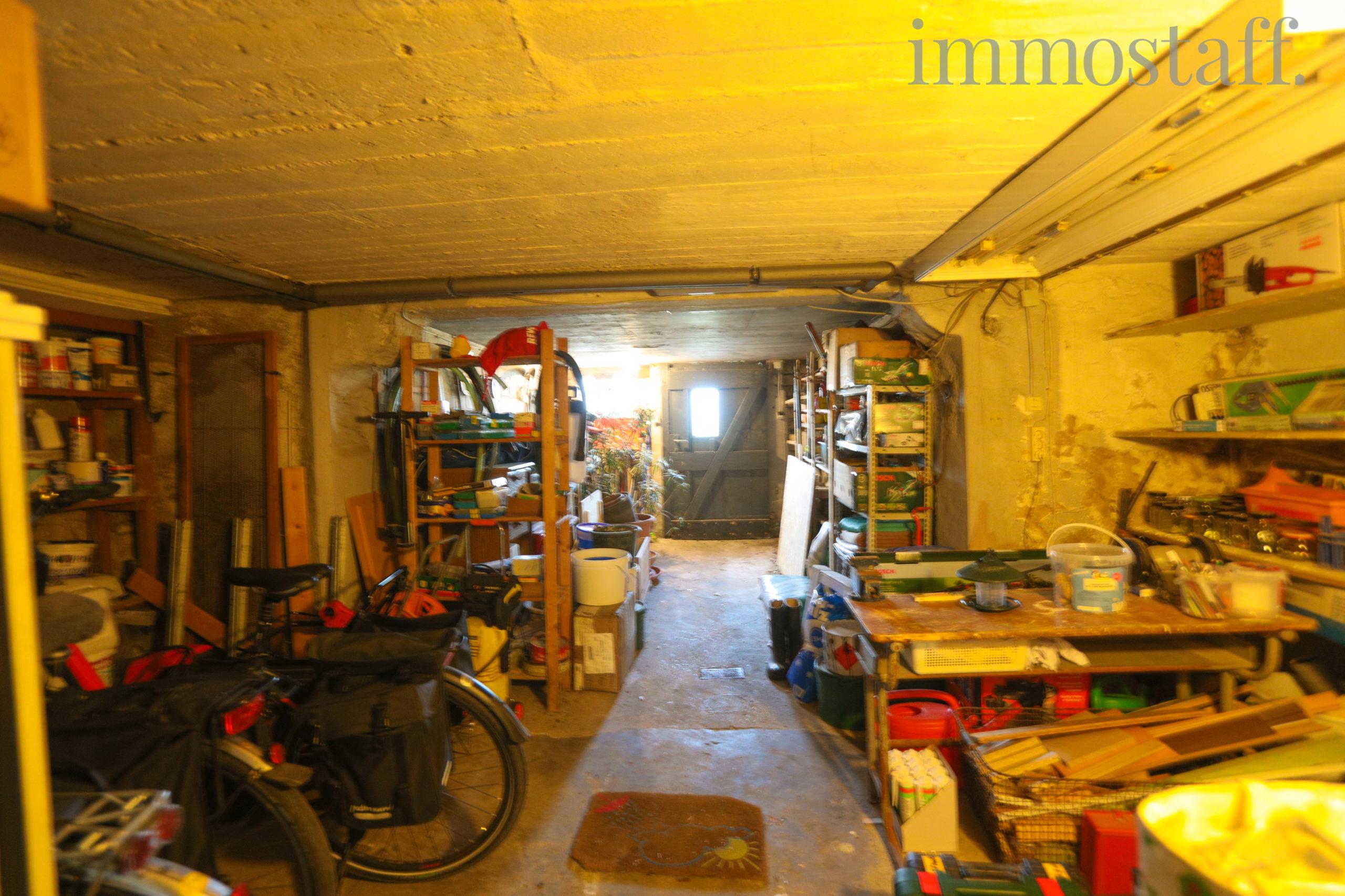 Kellerraum 3 im UG