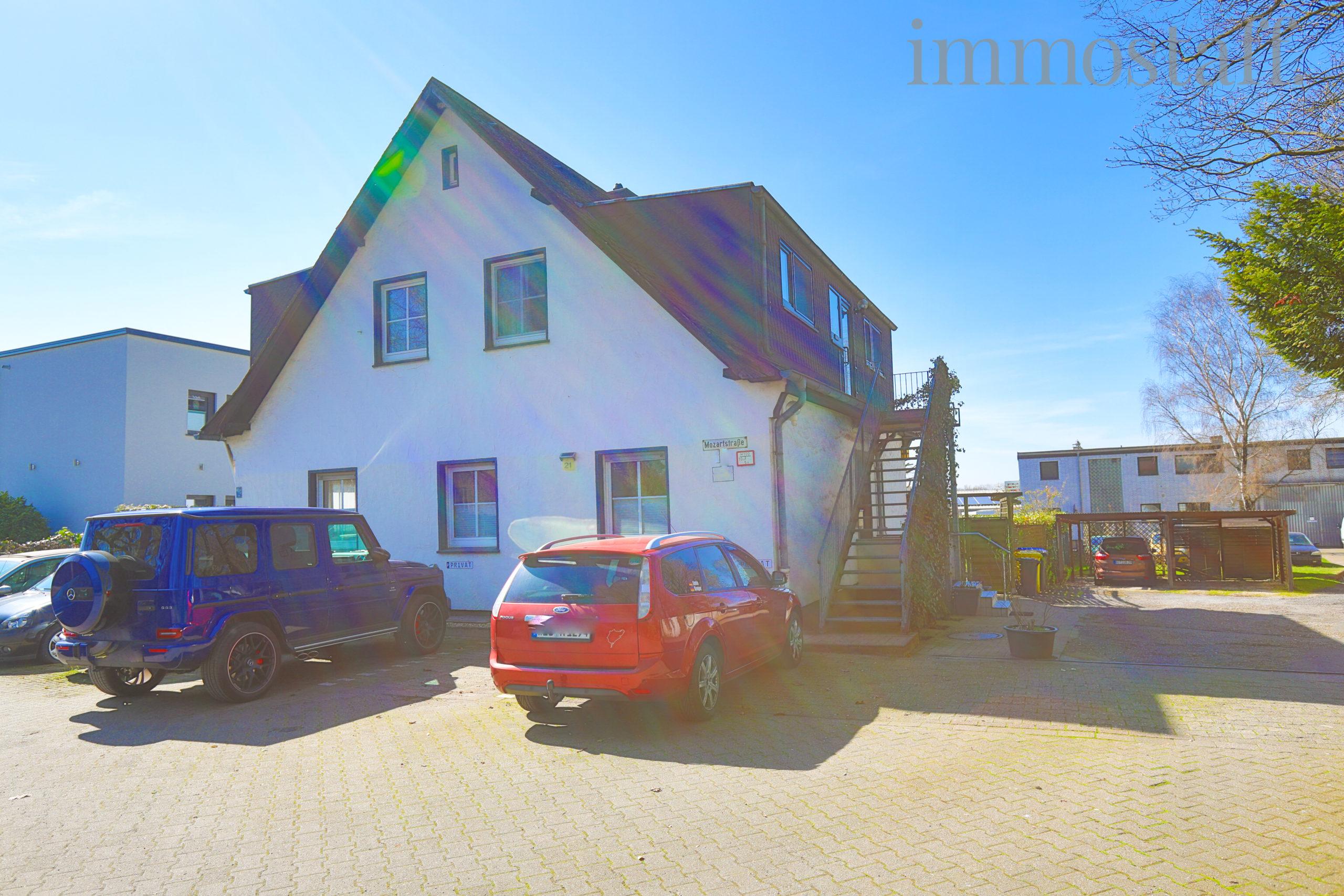 ZWEI IMMOBILIEN, EIN PREIS ! 1 x freistehendes Zweifamilienhaus & 1 x Wohn- & Geschäftshaus zu verkaufen!