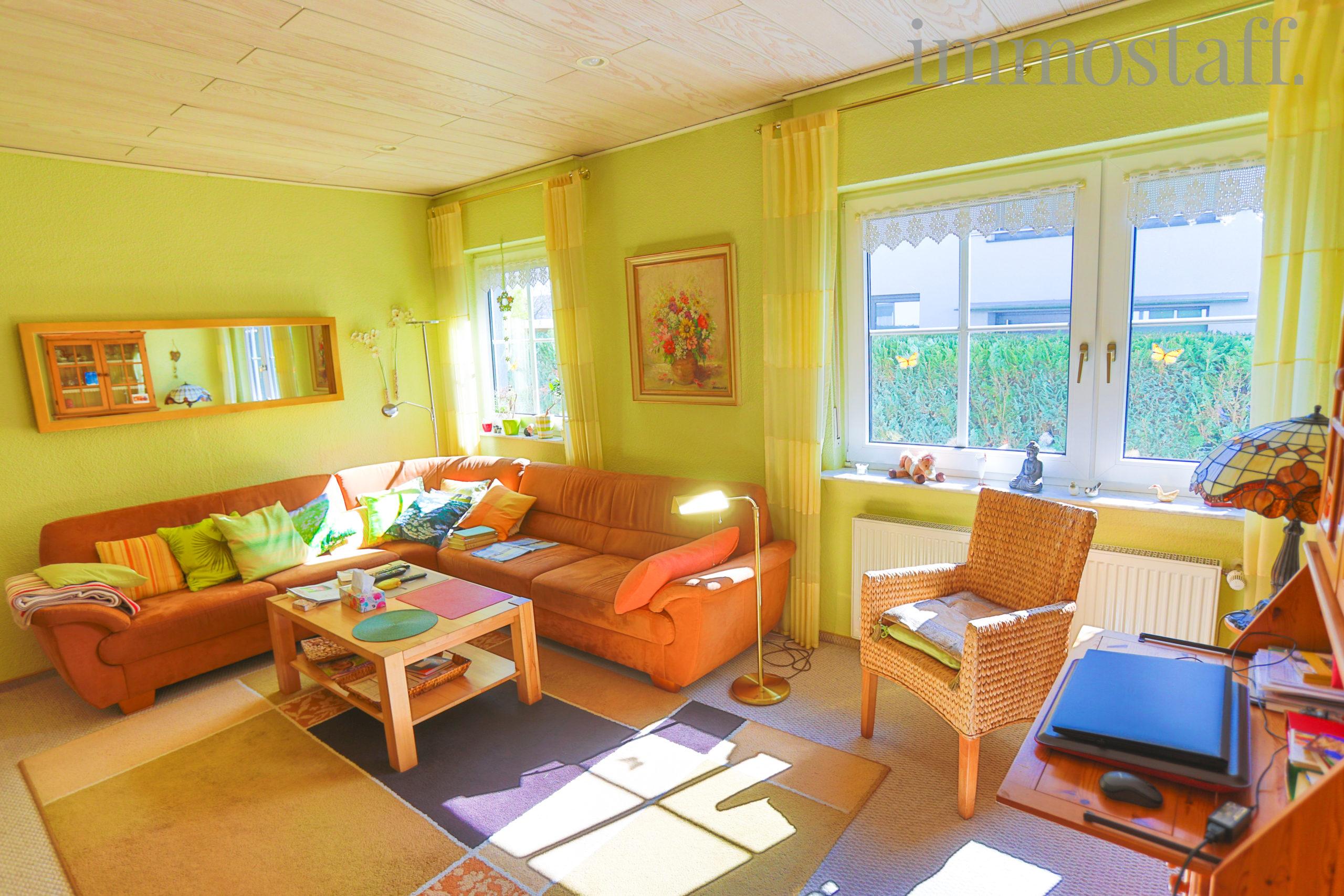 Wohnzimmer im EG_Ansicht 2