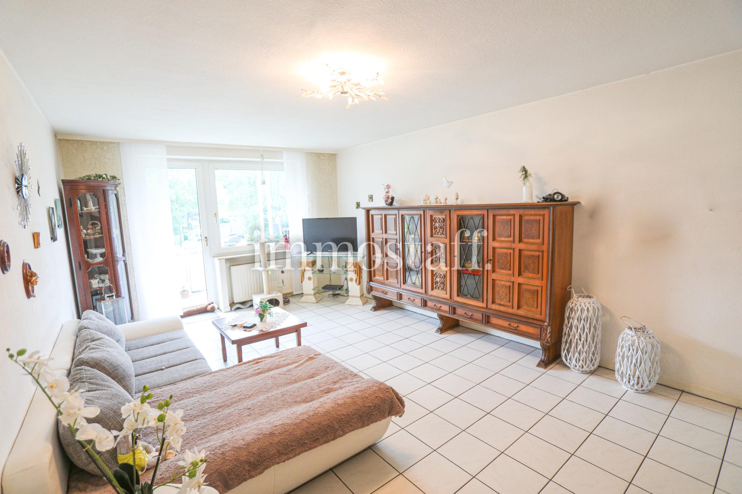 EIGENTUMSWOHNUNG IN DER INNENSTADT! 83 m² mit Balkon & Einzelgarage zu verkaufen!