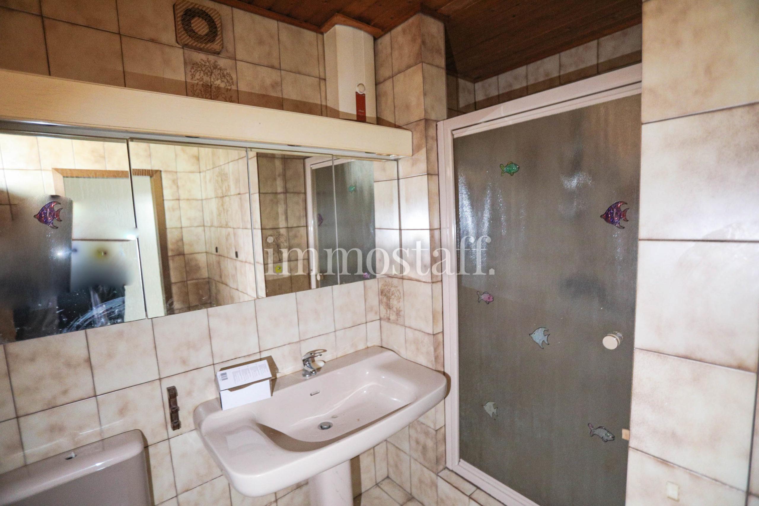 Badezimmer Ansicht 2 Bungalow