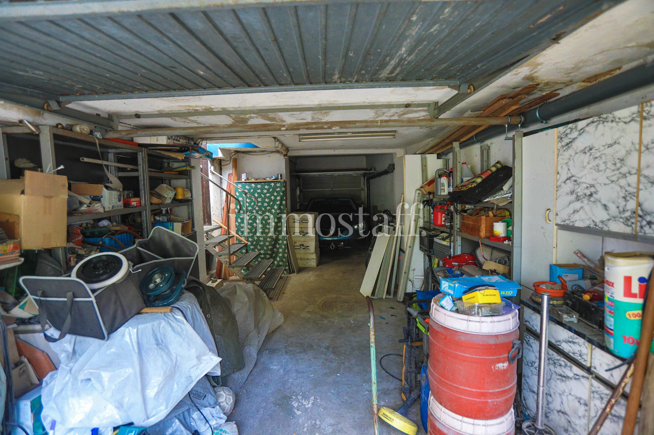 Lagerraum & Garage