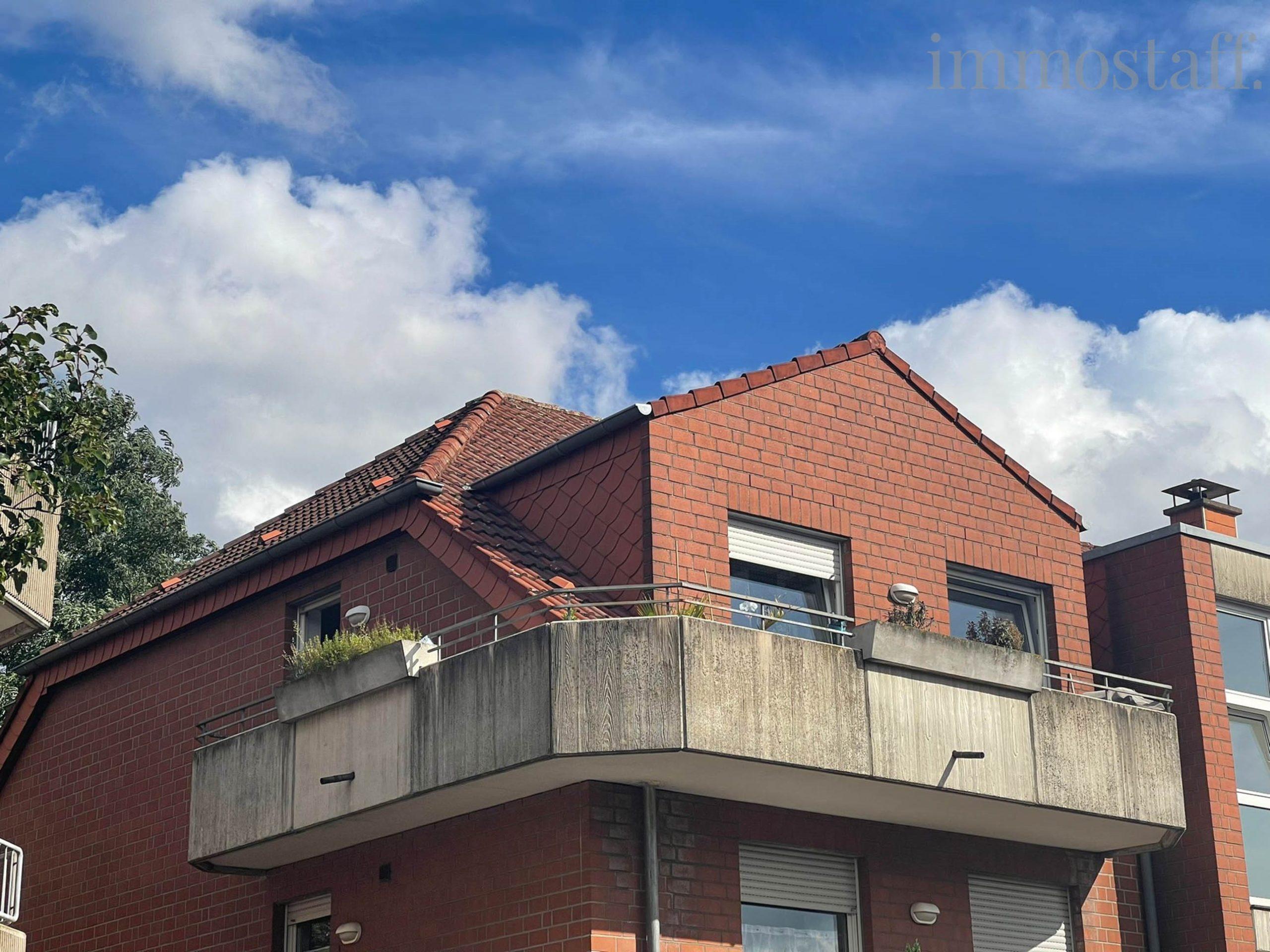 WOHNEN IN VONDERORT! Moderne 83 m² große Wohnung mit großem Balkon & Garage zu vermieten!